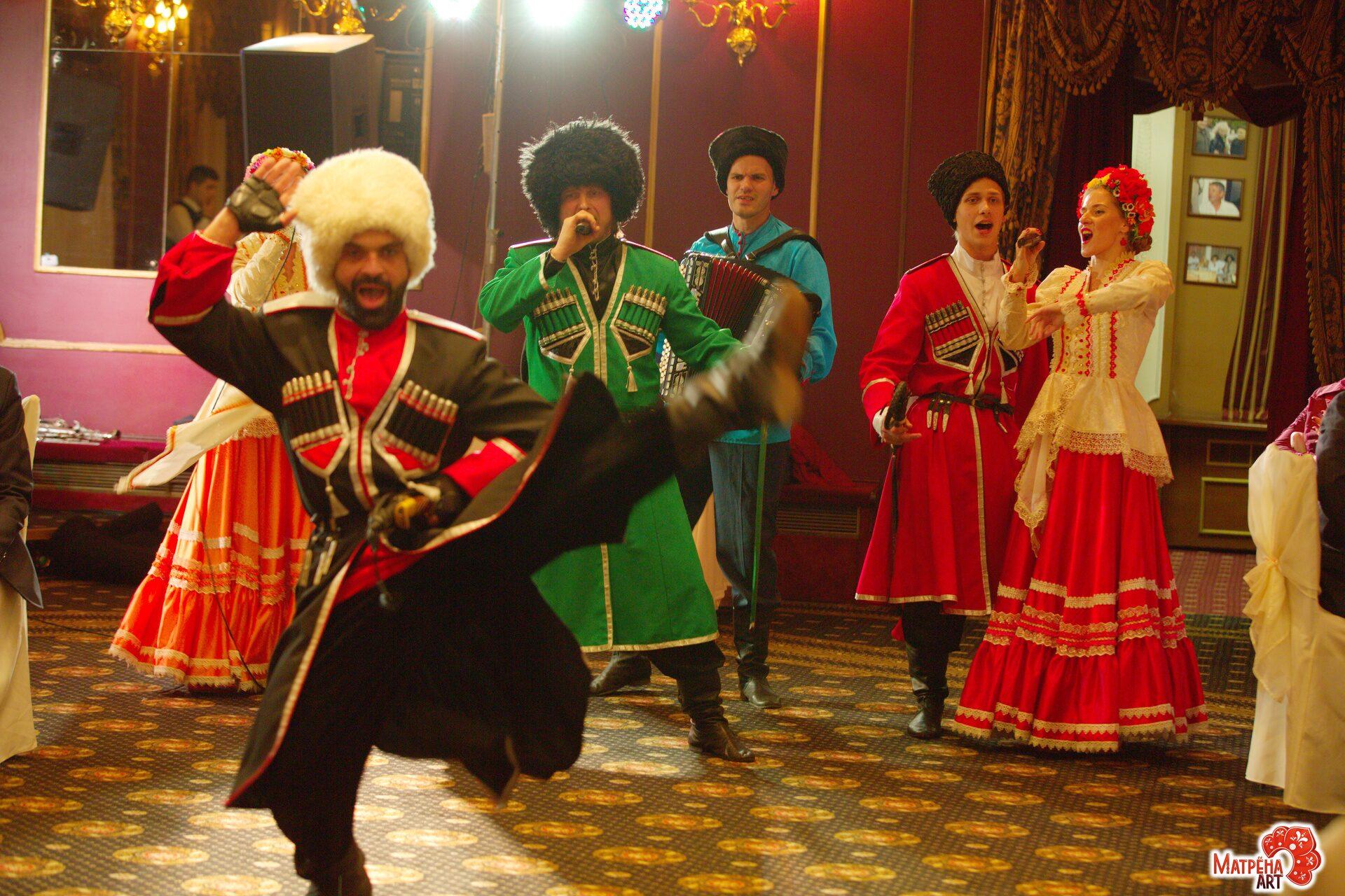 Волгоград казаки на свадьбу